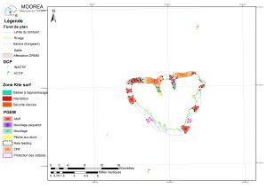 Atlas de Polynésie : MOOREA