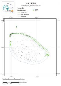 Atlas de Polynésie : Hikueru au 09/10/2017