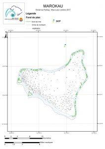 Atlas de Polynésie : Marokau au 09/10/2017