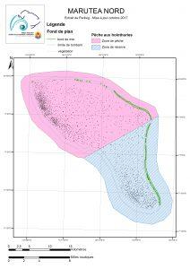 Atlas de Polynésie : Marutea Nord au 09/10/2017