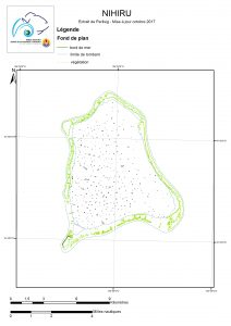 Atlas de Polynésie : Nihiru au 9/10/2017