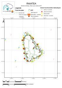 Atlas de Polynésie : Raiatea au 09/10/2017