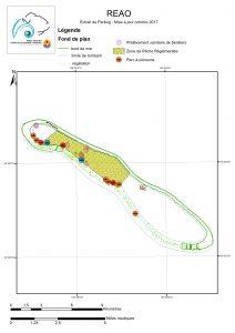 Atlas de Polynésie : Reao au 9/10/2017
