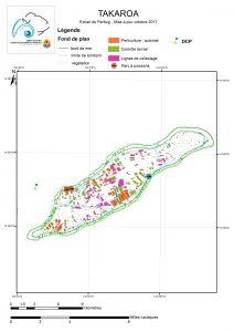 Atlas de Polynésie : Takaroa au 9/10/2017