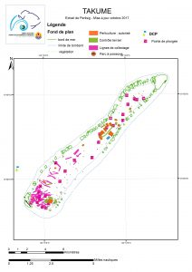 Atlas de Polynésie : Takume au 9/10/2017