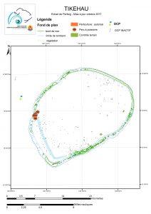 Atlas de Polynésie : Tikehau au 9/10/2017