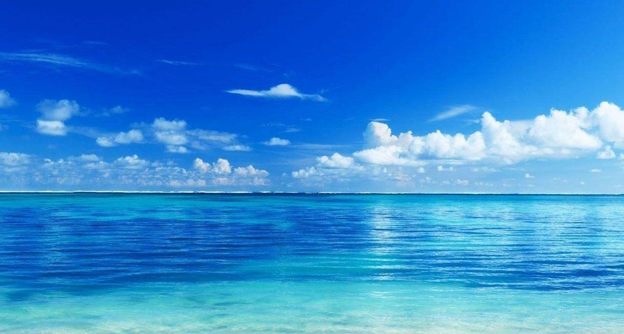 Fond Ecran Paradisiaque Mer Turquoise Ciel Bleu Beach Wallpaper 1 Direction Des Ressources Marines