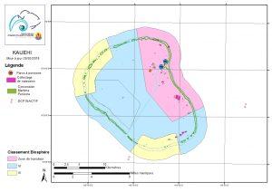 Atlas de Polynésie : Kauehi au 28/03/2018