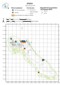 Atlas de Polynésie : ANAA au 06/06/2018