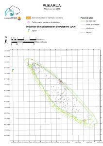 Atlas de Polynésie : PUKARUA mise à jour juin 2018