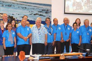 04 09 2018 Forum îles Pacifique Jour 2 - Un