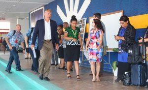 04 09 2018 Forum îles Pacifique - Sec Interieur USA