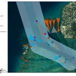 Atlas de Polynésie : Zoom de la passe d'Arutua