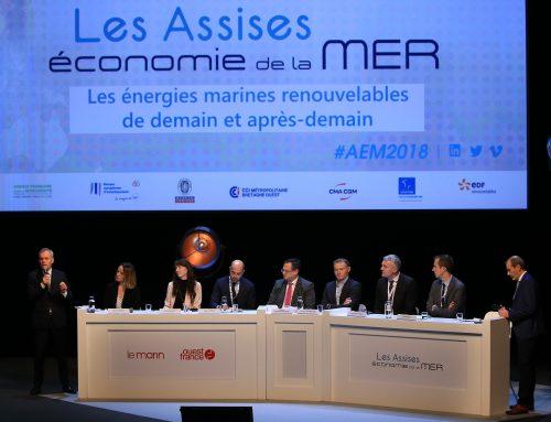 Participation du Vice-Président aux Assises de l'économie de la Mer