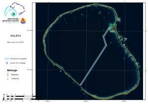 Kauehi : MAJ phares et balises 2019