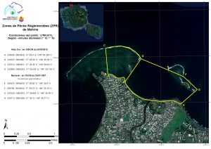 Mahina : Zone de Pêche Réglementée