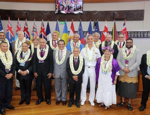 Conférence du Groupe des Parlements des îles du Pacifique