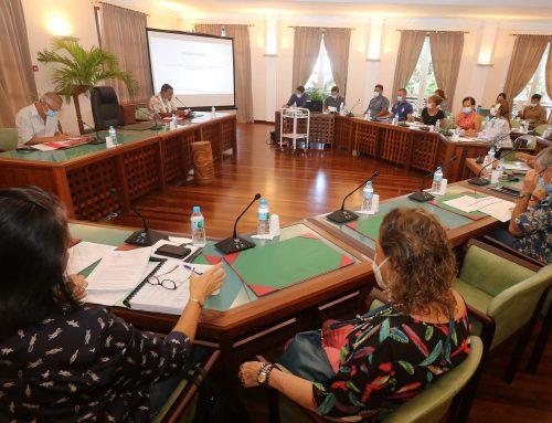 Poursuite des travaux de réforme du secteur de la perliculture