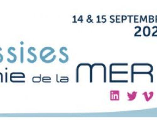 16e ÉDITION DES ASSISES DE L'ÉCONOMIE DE LA MER les 14 et 15 septembre2021à Nice