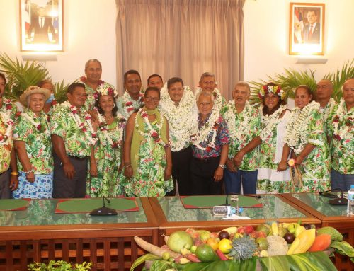 AG constitutive et élection du président de la CAPL