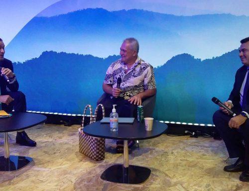 Le ministre de l'Environnement au Congrès mondial de la nature de l'UICN
